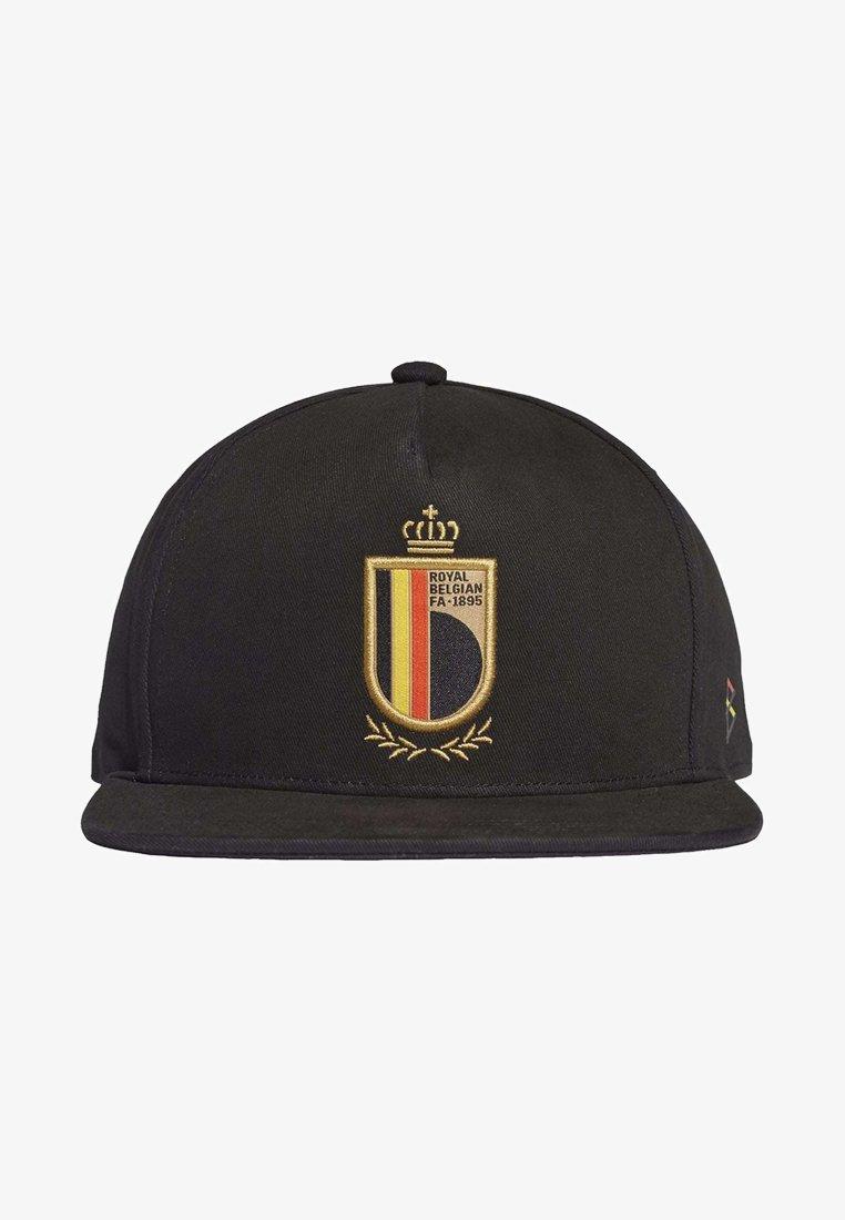 adidas Performance - BELGIUM RBFA - Cap - black