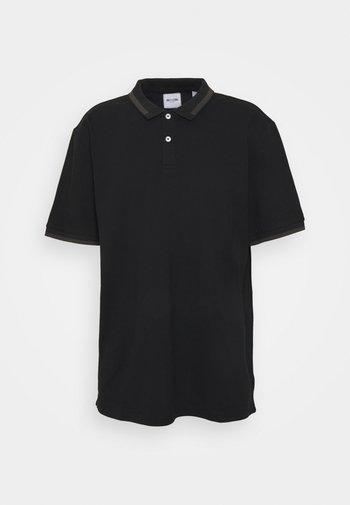 ONSMILLENIUM LIFE SLIM - Polo shirt - black