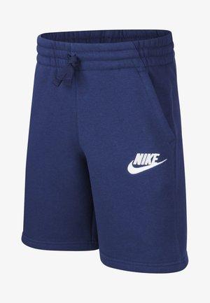 CLUB SHORT - Shorts - midnight navy/white
