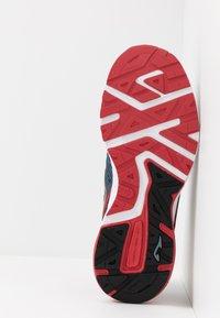 Joma - VICTORY - Obuwie do biegania treningowe - dark blue/red - 4