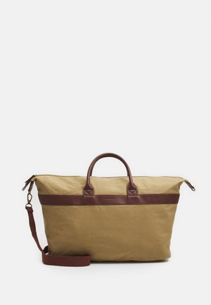 UNISEX - Weekend bag - khaki