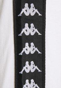 Kappa - JENK - Maglietta a manica lunga - bright white - 2