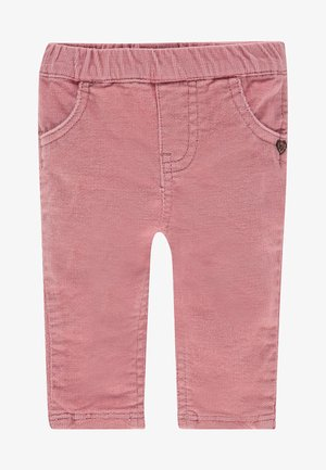 SLIM FIT - Trousers - blush