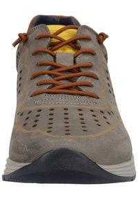 Sansibar Shoes - SANSIBAR SHOES SNEAKER - Sneakersy niskie - mittelgrau 32 - 6