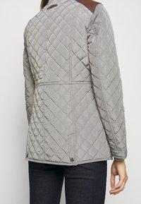 Lauren Ralph Lauren - Krátký kabát - prince grey - 4