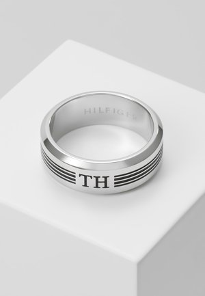 DRESSED UP LOGO - Ring - silver-coloured