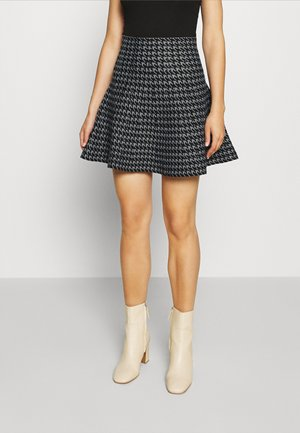 YOUNG LADIES SKIRT - A-Linien-Rock - black