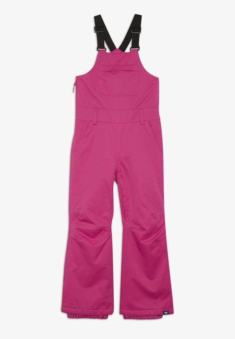 Roxy - NON STOP - Zimní kalhoty - beetroot pink