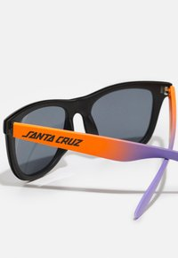Santa Cruz - MIXED UP SUNGLASSES UNISEX - Sunglasses - purple/orange fade - 2