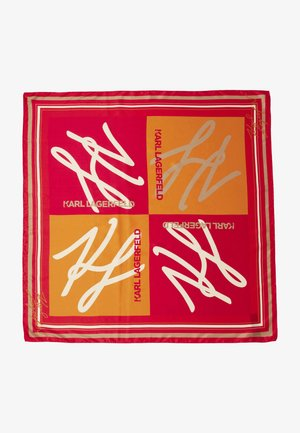 K/AUTOGRAPH - Scarf - red