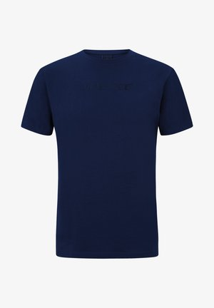 MATTEO - T-shirt z nadrukiem - navy blau