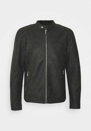 ONSJASPER - Faux leather jacket - phantom
