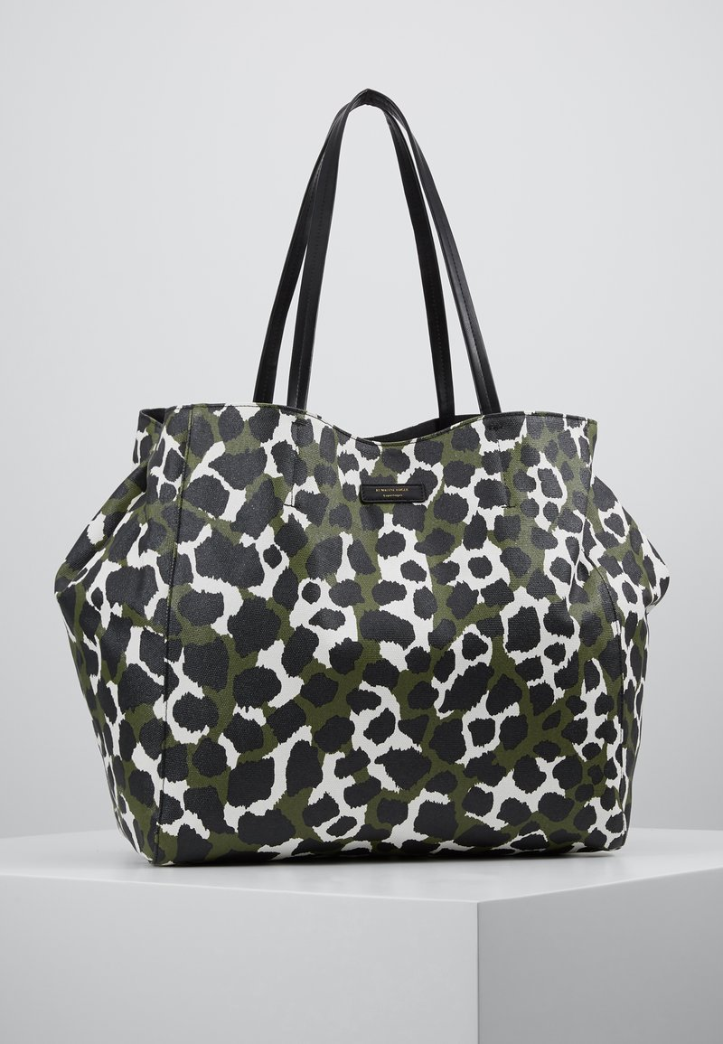 By Malene Birger - LEO TOTE - Shopping bag - ultramarine