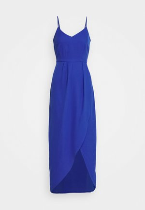 YASVADUZ STRAP DRESS SHOW - Maxi dress - dazzling blue