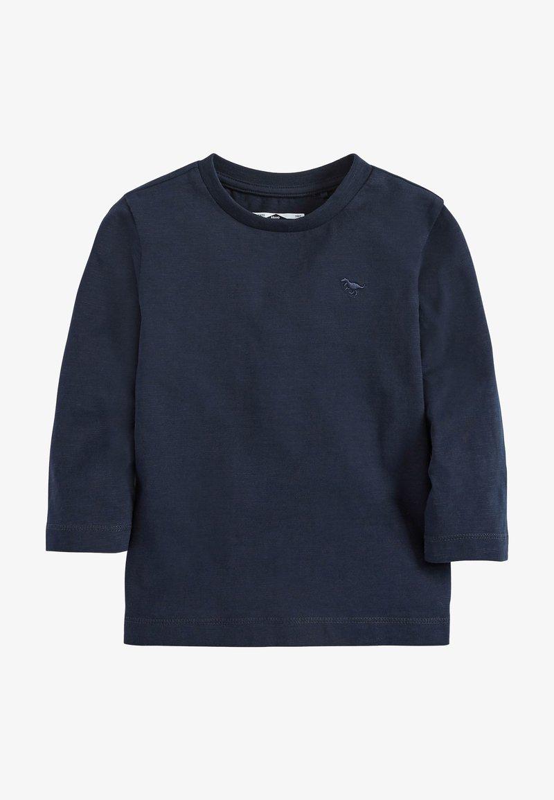 Next - Long sleeved top - royal blue