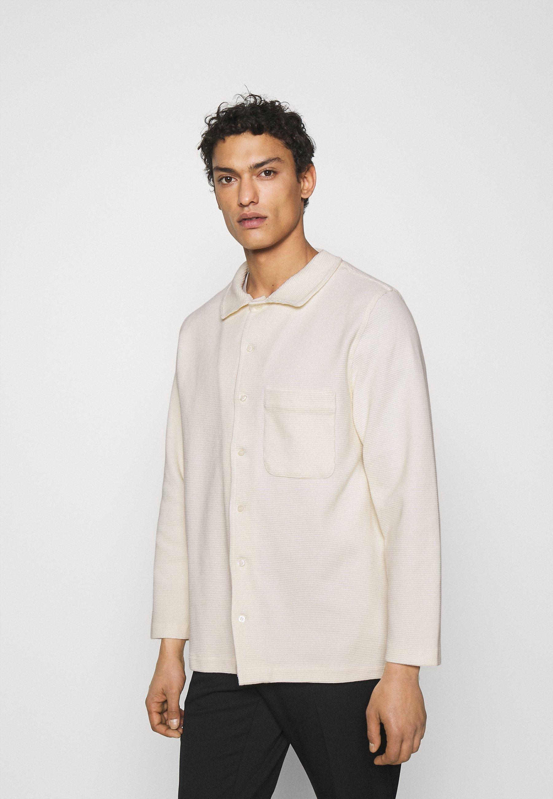Uomo LONG SLEEVE SHIRT - Camicia