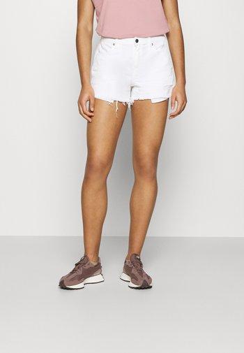 Short en jean - true white