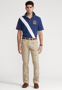 Polo Ralph Lauren - SLIM FIT BEDFORD PANT - Chino kalhoty - tan - 1