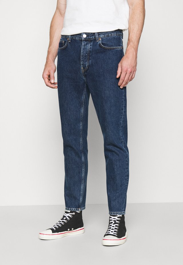 BEN  ITALY - Jeans Relaxed Fit - stone blue