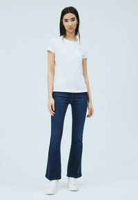 Pepe Jeans - BELLROSE - Basic T-shirt - blanco off - 1