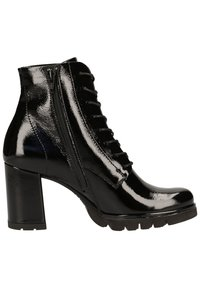 Paul Green - STIEFELETTE - Lace-up ankle boots - schwarz - 2