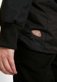 Ragwear - DANKA - Kort kåpe / frakk - black - 5