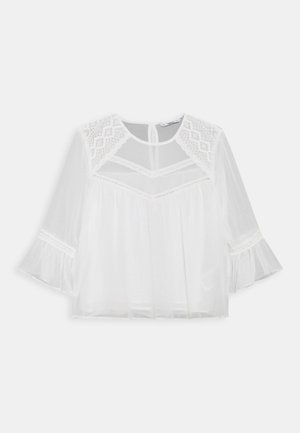 ONLBLAIR LIFE  - Blusa - cloud dancer