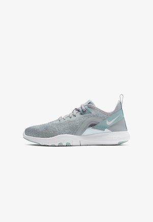 FLEX TRAINER 9 - Sports shoes - wolf grey/white/pure platinum