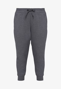 adidas Performance - PANT - Joggebukse - dark grey heather/purple - 4