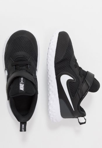 REVOLUTION 5 UNISEX - Neutral running shoes - black/white/anthracite