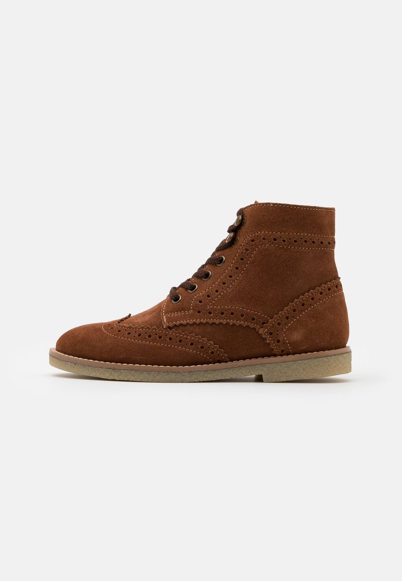 Friboo - Lace-up ankle boots - brown