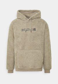 YOURTURN - UNISEX - Fleece jumper - stone - 0