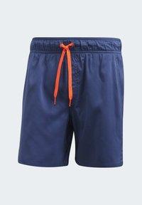 adidas Performance - SOLID TECH SWIM SHORTS - Shorts - blue - 10