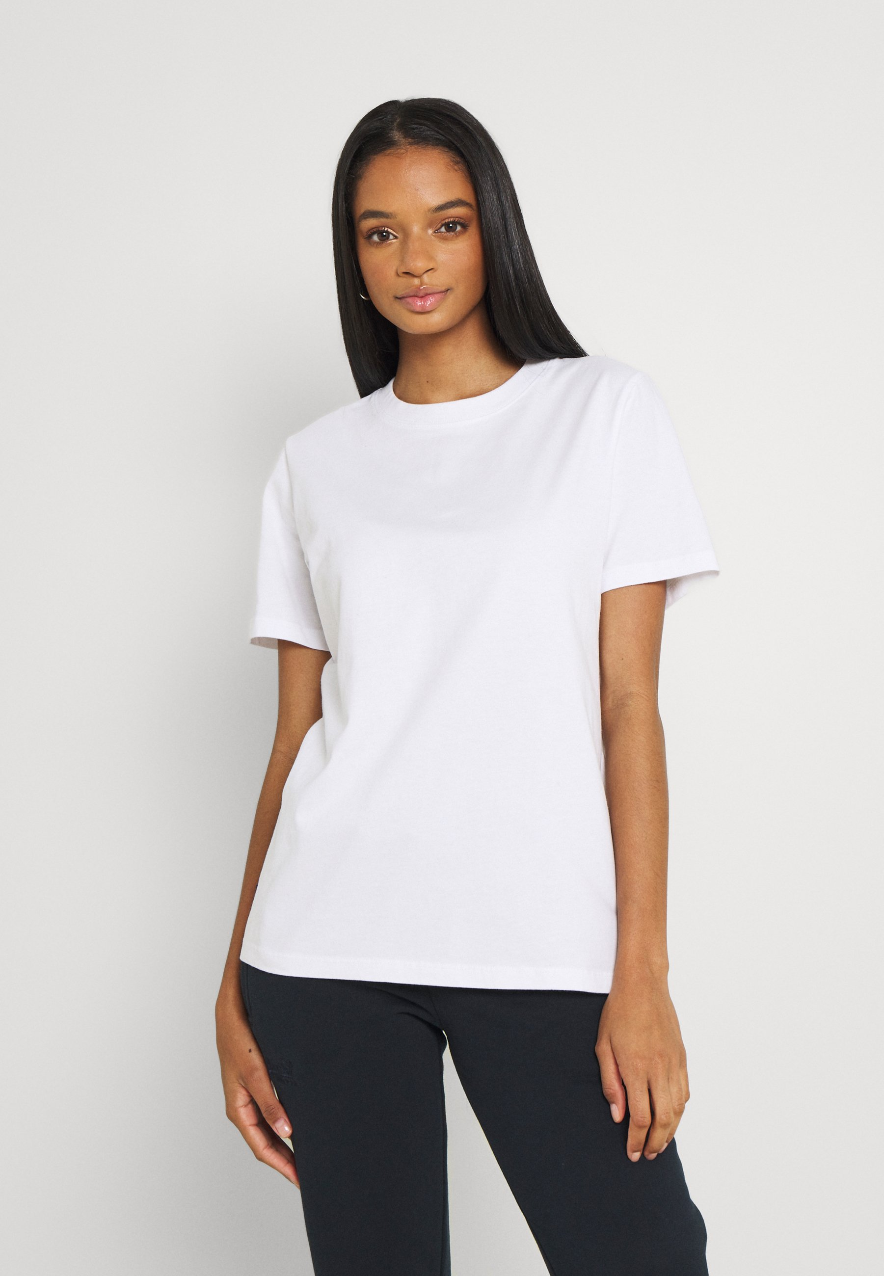 Damen VINTAGE LOGO TEE - T-Shirt basic