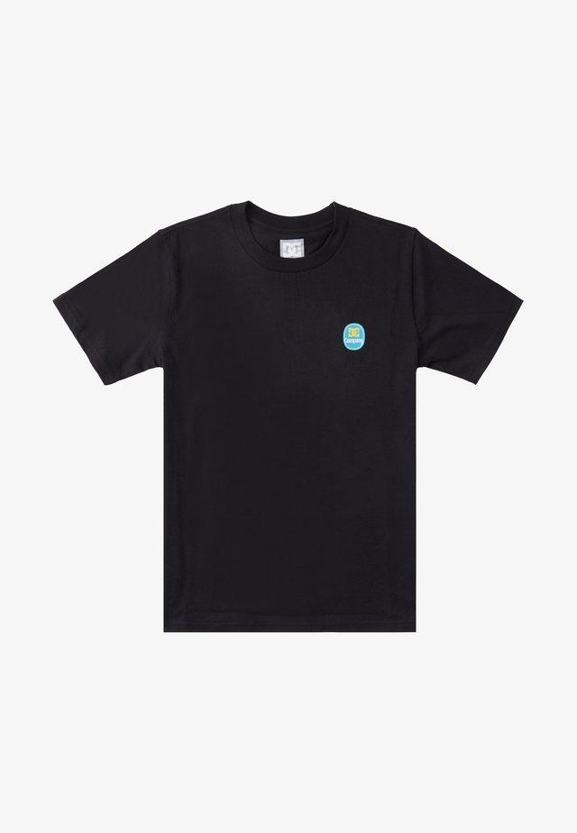 BANANAS  - T-shirt print - black