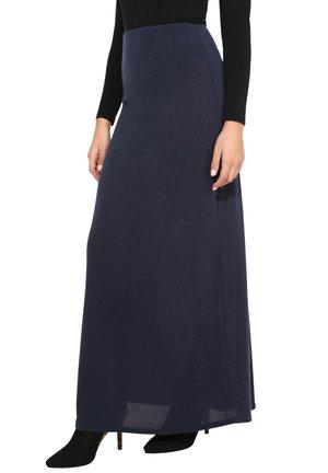 A-line skirt - navy