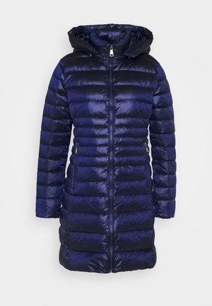 COAT - Down coat - tinta