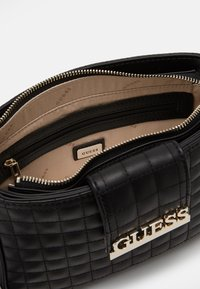 Guess - MATRIX ELITE CROSSBODY - Umhängetasche - black - 3