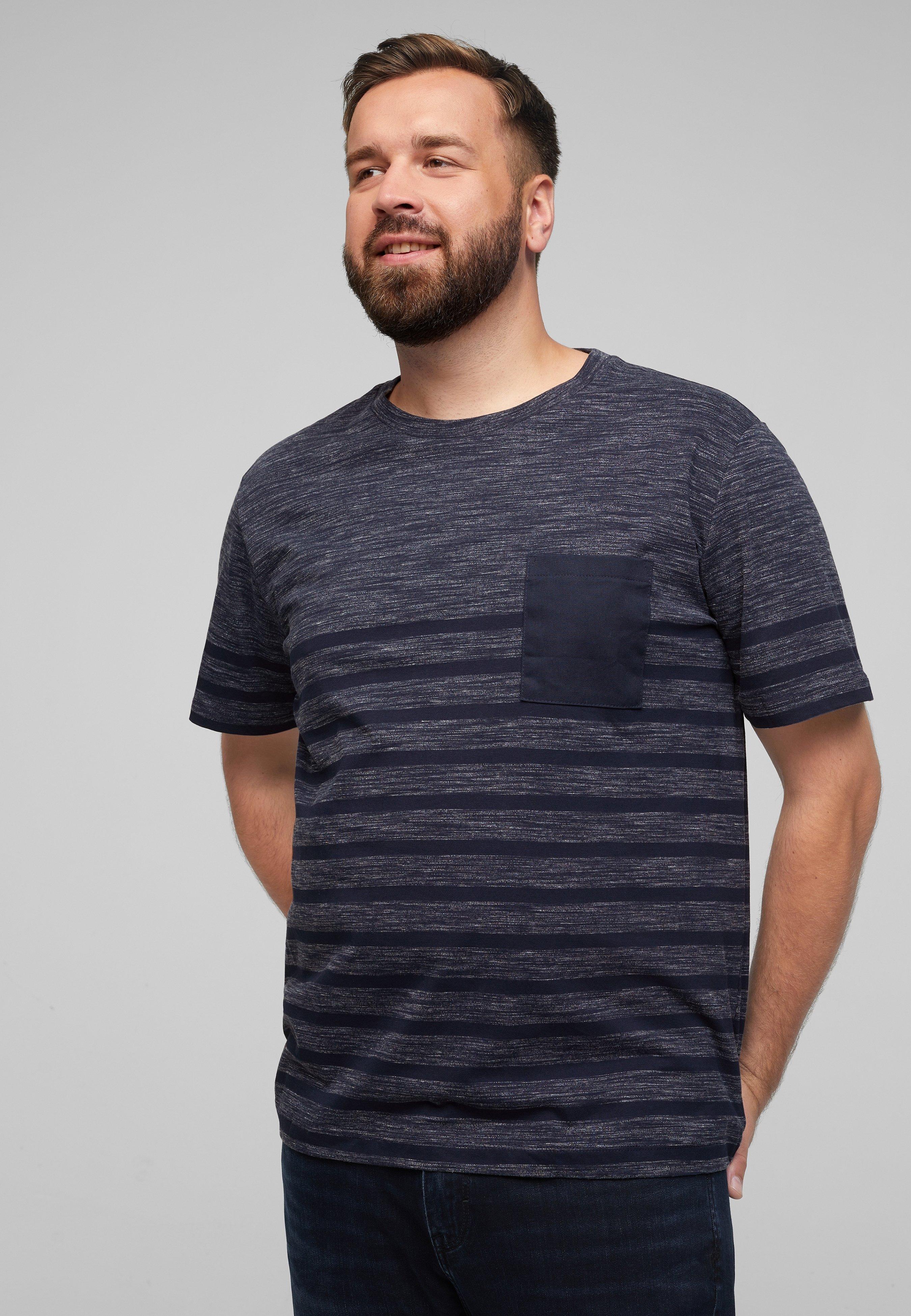 Homme GEWEBTER BRUSTTASCHE - T-shirt imprimé