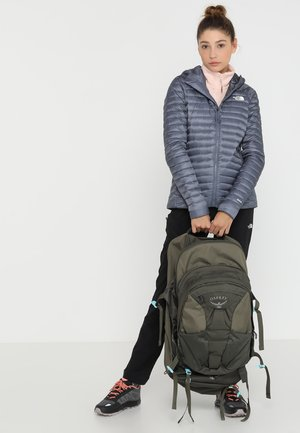 FAIRVIEW  - Hiking rucksack - misty grey