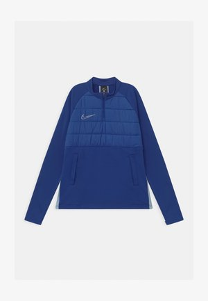 DRY PAD ACADEMY DRIL WINTERIZED - Sports shirt - deep royal blue/reflective