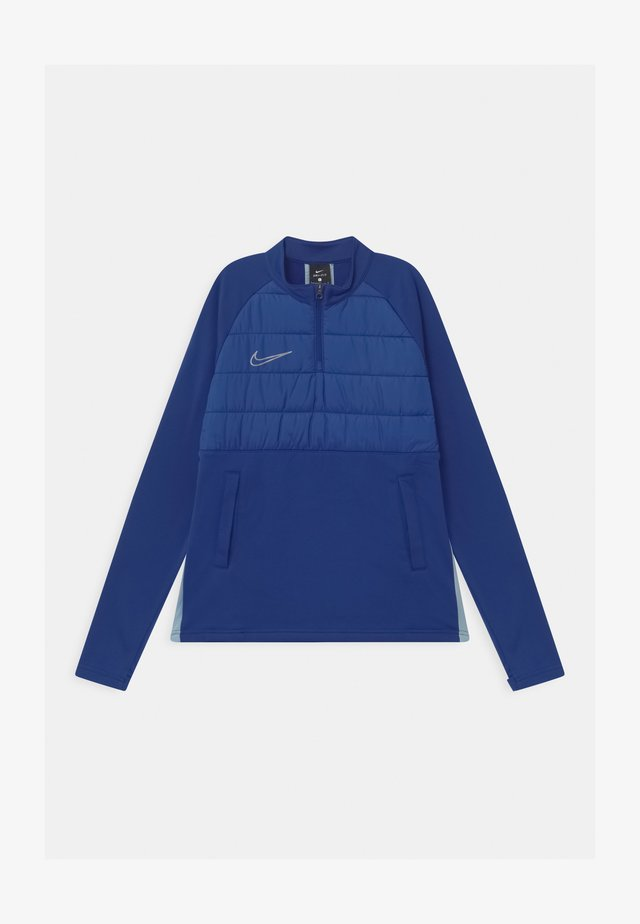 DRIL WINTERIZED  - Fleecová mikina - deep royal blue/reflective