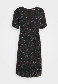 Fashion Union Plus - CORA DRESS - Day dress - black - 4