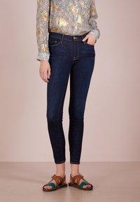 Frame Denim - DE JEANNE - Jeans Skinny Fit - queensway - 0