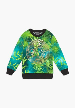 JUNGLE CAPSULE - Sweatshirt - verde