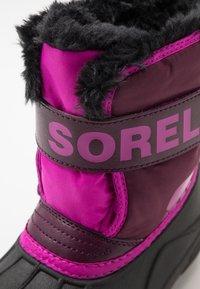Sorel - CHILDRENS - Snowboot/Winterstiefel - purple dahlia/groovy pink - 2