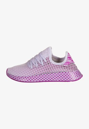 DEERUPT RUNNER - Trainers - purple/white