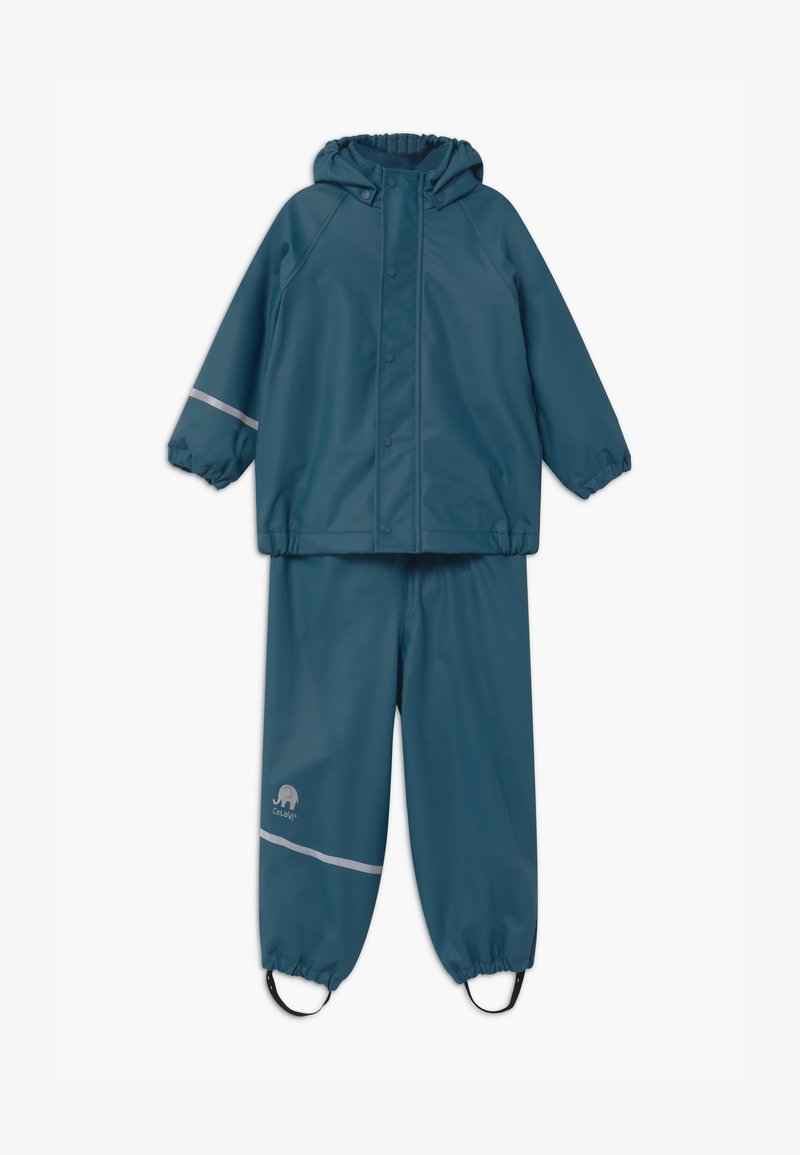 CeLaVi - RAINWEAR SET UNISEX - Regenbroek - ice blue