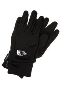 The North Face - POWERSTRECH GLOVE - Fingervantar - black - 0