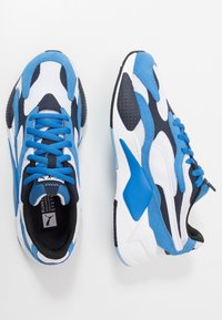 Puma - RS-X - Trainers - palace blue/white - 1